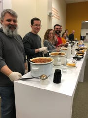 Mirror Show Management's annual Souper Bowl event is a  weeklong fundraiser for Foodlink.