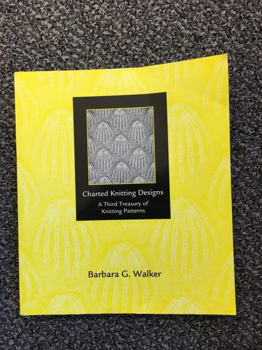 Book Giveaway Barbara Walker S Charted Knitting Designs