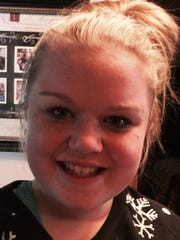Megan Klindt, 16, died in a school bus fire Dec. 12,