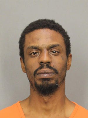 Darren Johnson, of Paulsboro, is charged with robbing a Woodbury Heritages twice since January.