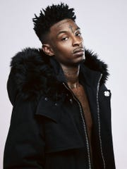 21 Savage performs at York College April 21.