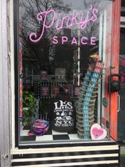 Pinky's Space is a restaurant in Manhattan that has