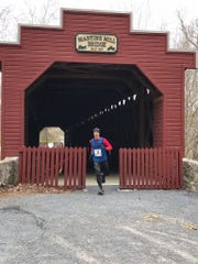 Chambersburg's Rodney Small completed a weekend double by registering race finishes at the Martins Mill Covered Bridge 5 Miler on Saturday and the Cowans Gap 5K on Sunday. Small won his age group in both races.
