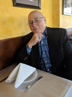 Photo of Ed Lump, who recently retired as CEO of the Wisconsin Restaurant Association.