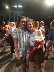 Molly Deakins and Kyla Johnson, both seniors, are the directors of the production.