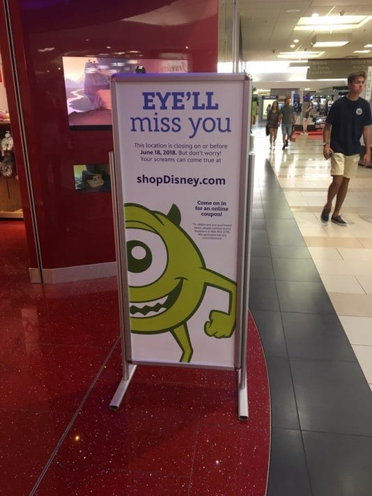 disney store locations disney closing monmouth mall in eatontown 10210