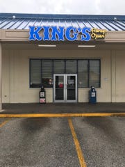 King's restaurant in Harmon is shown in this file photo. A complaint was filed with the Guam Police Department against King's in Harmon because of its gambling machines.
