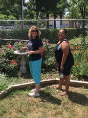 Staff and students from Pinelands Learning Center recently