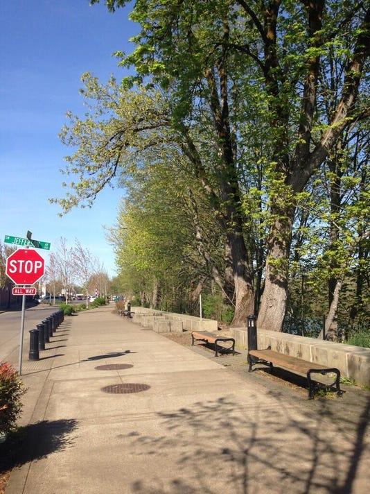 Quick Trip: Riverfront Commemorative Park, Corvallis