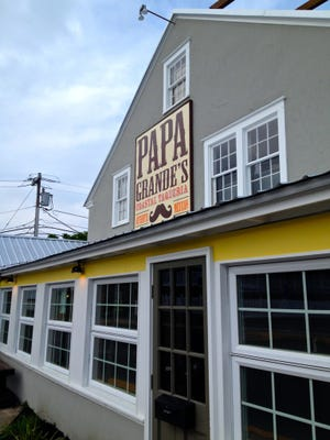 Papá Grande's Coastal Taquería in Rehoboth Beach opened Monday. Owner Matt Haley has renovated the site, formerly home to CABO Modern Mexican & Tequila Bar. Many longtime beach visitors might know it best as the former location of Chez La Mer, a landmark French restaurant.