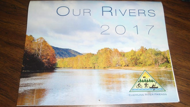 Friends of the Chemung River Watershed's 2017 calendar will be available at the organization's annual meeting Nov. 15.