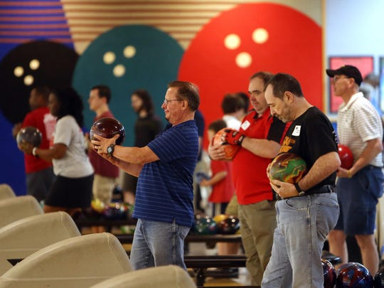 The 16th annual Pro Image Bowling Boot Camp at Rockaway Lanes on July 15, 2016.