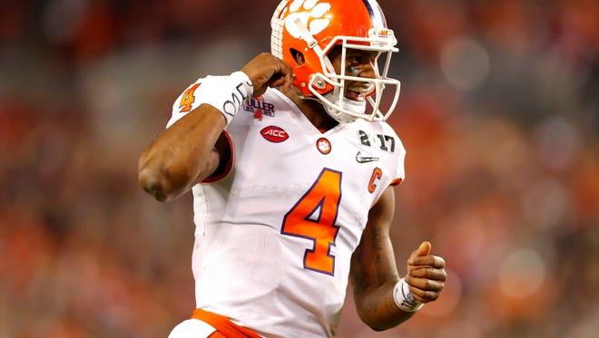 Is Clemson star Deshaun Watson Buffalo's next quarterback? Draft guru Mel Kiper, Jr., sees it happening.