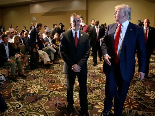 AP GOP 2016 TRUMP LOYALTY A ELN FILE USA IA