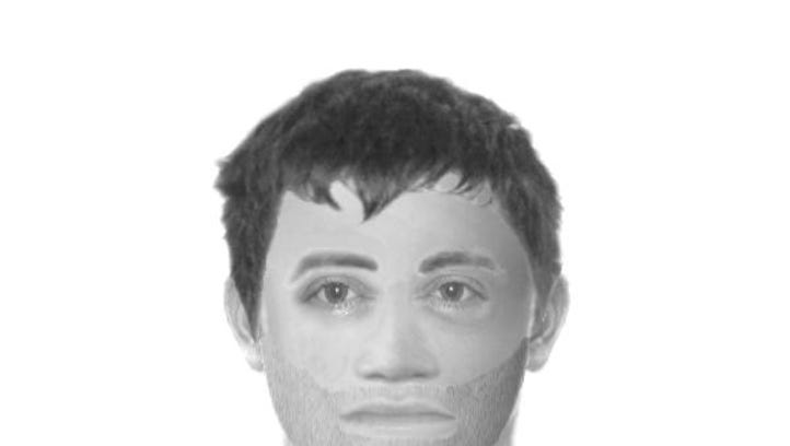 A composite sketch was also released that may possibly be the suspect, says GPD. The drawing is based on information received from residents near the 2000 block of SW 16th Street who were approached by a man the night of August 30.