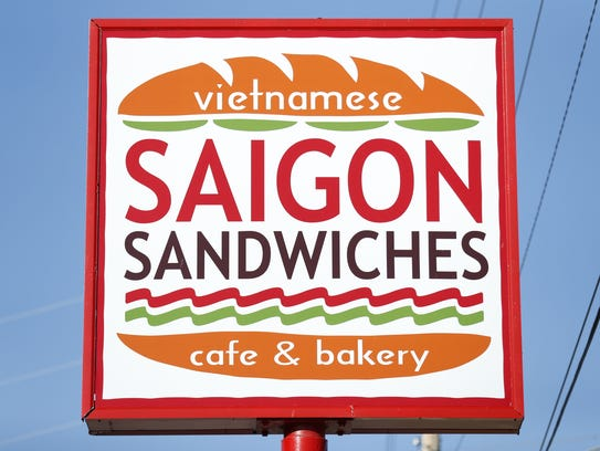 Saigon Sandwiches opened in January 2017 and closed