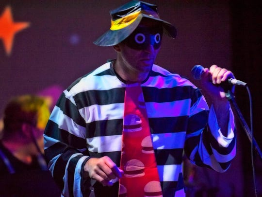 The Mega '80s bring their annual Halloween Spooktacular to the Magic Bag in Ferndale on Friday and also on Oct. 27.
