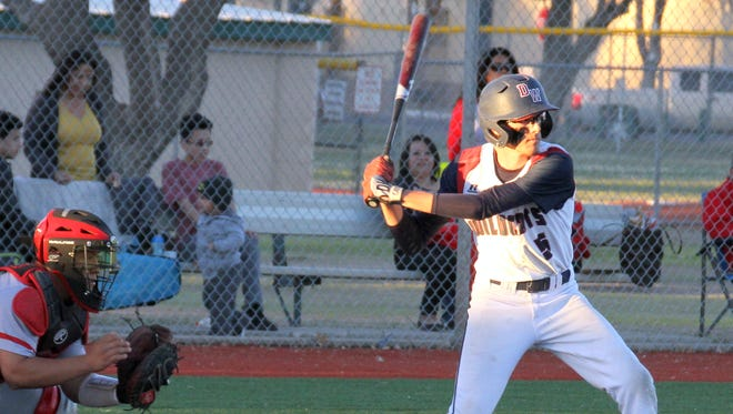 Senior slugger John Wellington will lead the 4-2 Deming Wildcats into Tuesday's 5 p.m. home game with Mayfield.