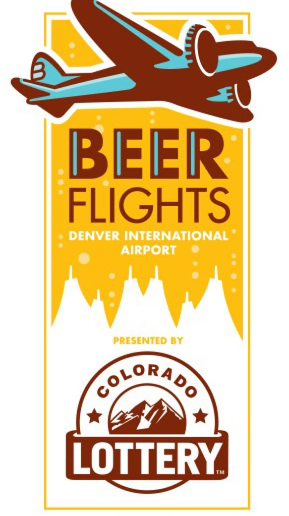 Beer garden pops up at Denver airport