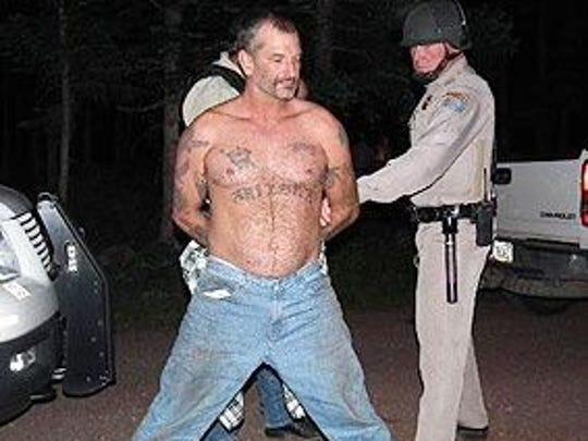 McCluskey arrest