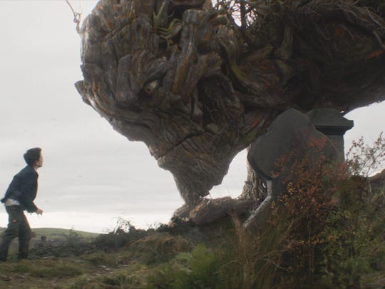"""Lewis MacDougall stars in """"A Monster Calls."""""""