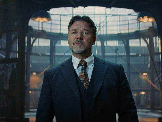 """Russell Crowe in """"The Mummy."""""""