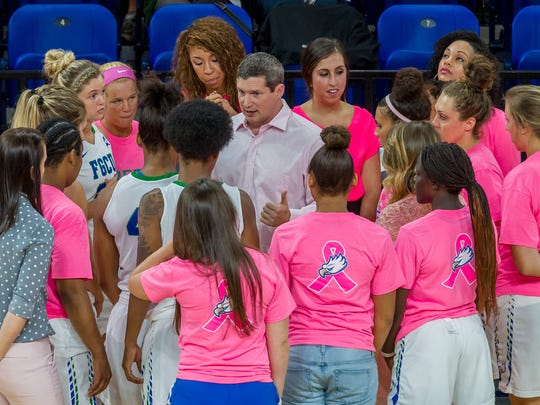 USC appears to be heavily courting FGCU program-founding coach Karl Smesko after first reaching out to him last month.