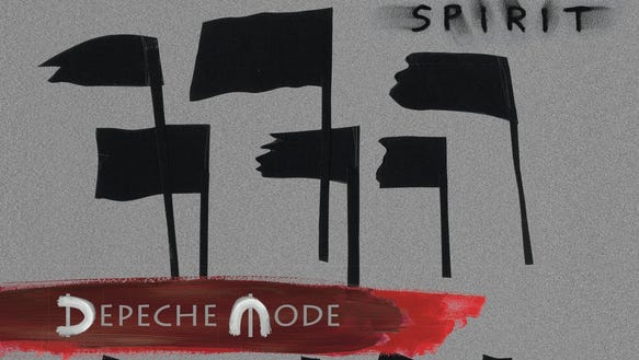 """Spirit"" is Depeche Mode's 14th studio album."