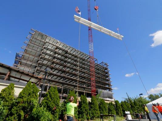 Jersey Shore Medical University Hope TOWER