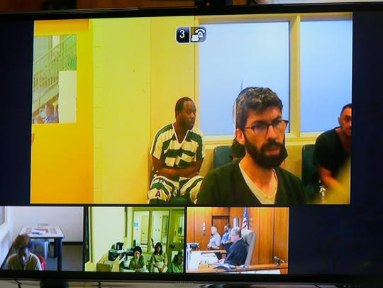 Chaim Ehrman of Lakewood, one of six more arrested