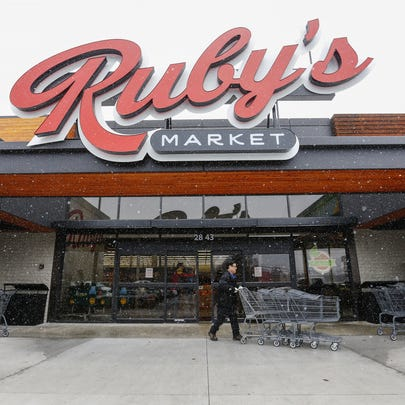 Ruby's Market opened on March 15, 2017.