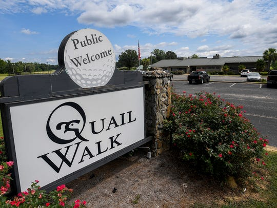 The Quail Walk Country Club in Wetumpka, Ala. is closing