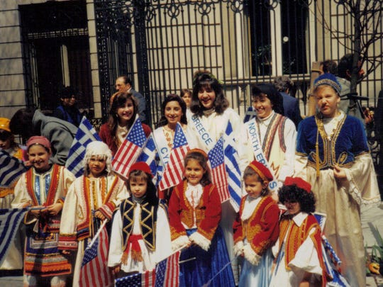 """The Community of St. George Greek Orthodox Church participated with its first float in the New York Greek Independence Day Parade in 1992. St. George is commemorating its 100th anniversary with three major events during its """"Celebration Week"""" October 15 – 22. Celebration Week is the finale of the church's year-long 100th Anniversary activities."""