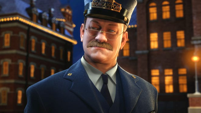 """The CG-animated """"The Polar Express,"""" featuring the likeness of Tom Hanks, will screen at the IMAX Theater at the Indiana State Museum through Dec. 16, 2015, and at the Pike Library Branch on Dec. 22."""