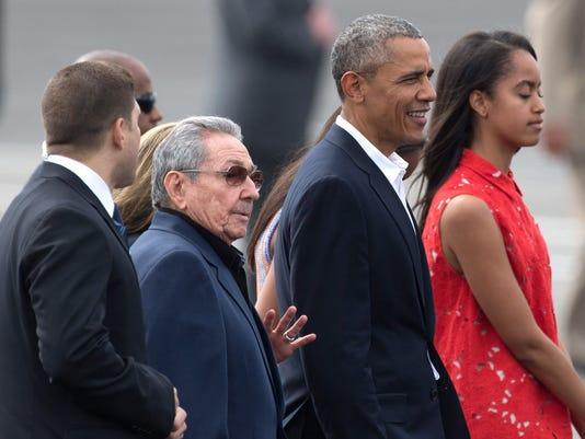 EPA CUBA USA DIPLOMACY POL DIPLOMACY CUB --