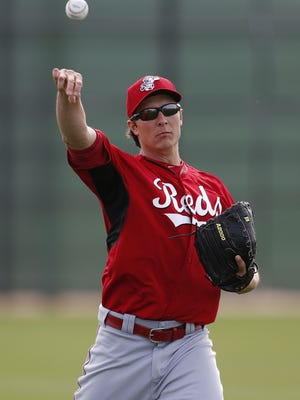 Homer Bailey had Tommy John elbow sugery in 2015.