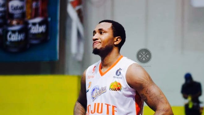 Jernell Hughes averaged 21 points, 7 assists and 6 rebounds for Cojute last fall. Now playing for the Giants de San Salvador in El Salvador's Liga Mayor, Hughes averaged 17 points in the team's first five games.