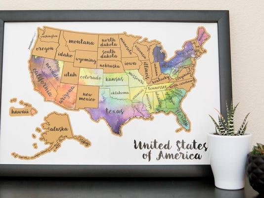 Travel 50 States (2)