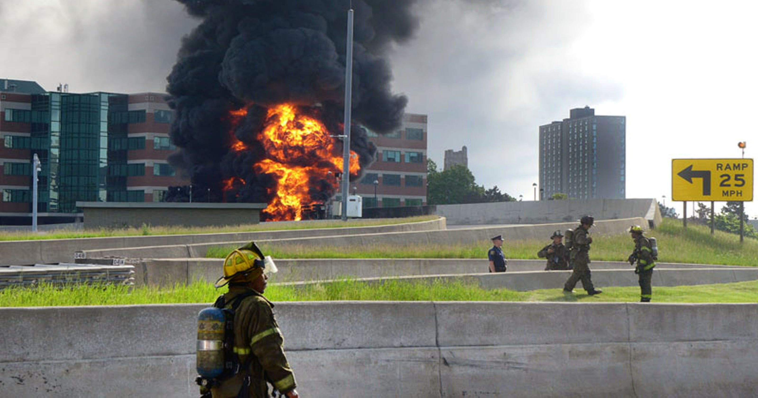 Tanker company cited 11 times before fiery I-75 crash