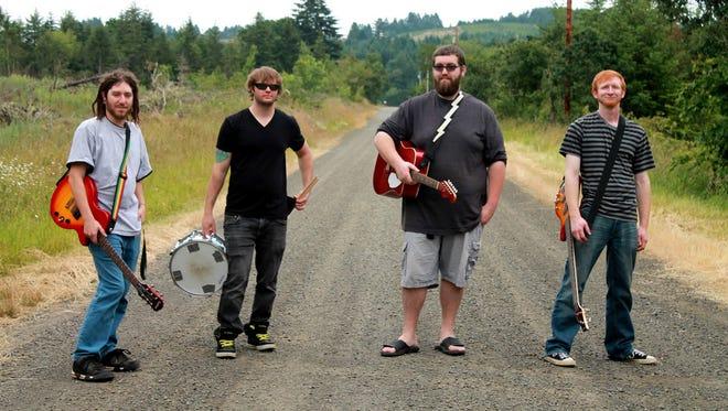 Abandon Shoe is a four-piece indie, acoustic rock band.