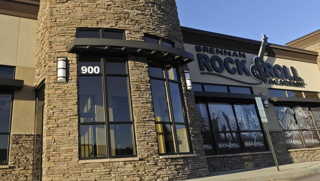 Rock & Roll Academy in Sioux Falls, S.D. Friday, Oct. 5, 2012.  (Emily Spartz/ Argus Leader)