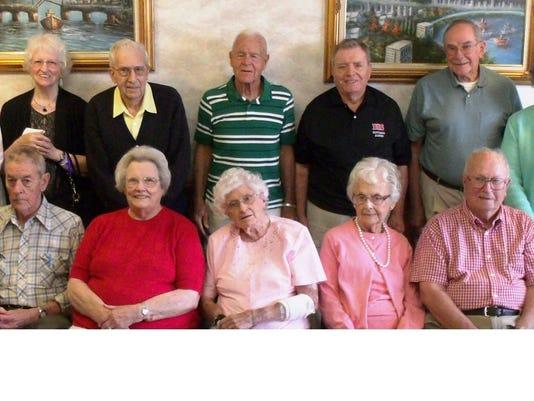 Dansville class reunion