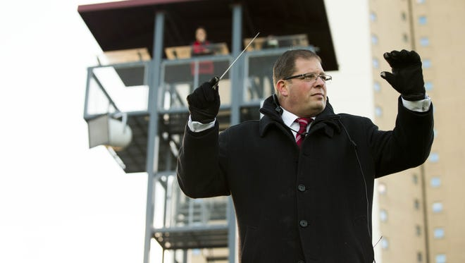 Ohio State University marching band director Jonathan Waters has been fired.