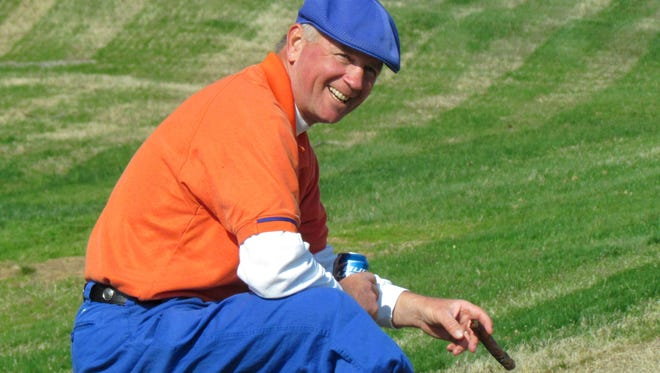 Franklin resident Colin Braithwaite has played every 18-hole golf course in Tennessee.