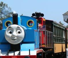 Exclusive: Sneak peek of Thomas Land at Edaville USA theme park