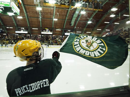Providence vs. Vermont Men's Hockey 01/15/16