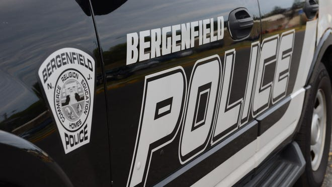 A Bergenfield police car. Department