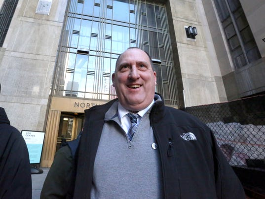 Charges dropped against conductor Tom Moran