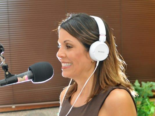 Lillian McDermott WMEL radio show