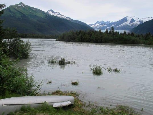 AP Juneau Glacial Outburst